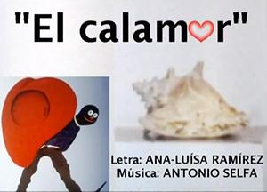 Antonio selfa cant el calamor