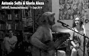 Antonio Selfa canta Brassens