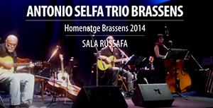 Antonio Selfa Trio