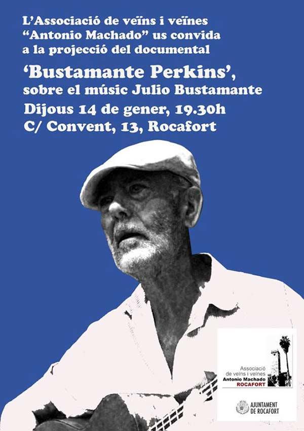 Documental Bustamante Perkins