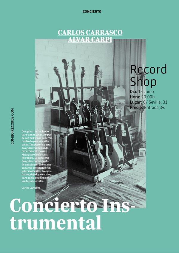 CARTEL-concierto-recordshop