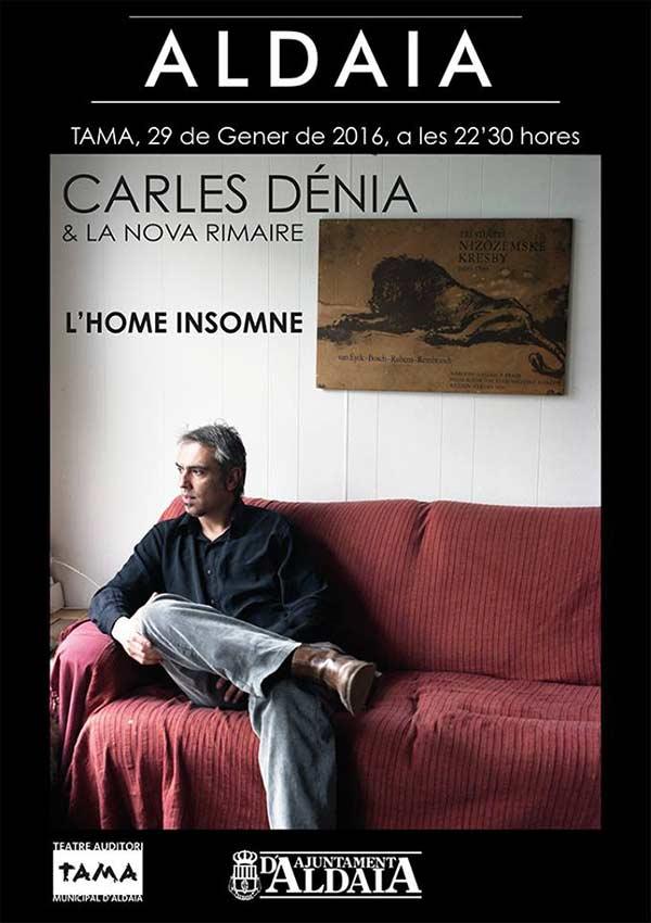 Carles Dénia Concert Aldaia