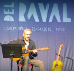 Carles Dénia Teatre Raval Gandia