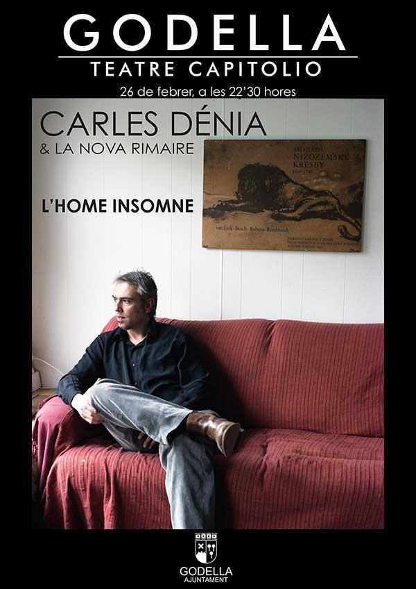 Carles Dénia Concert Godella