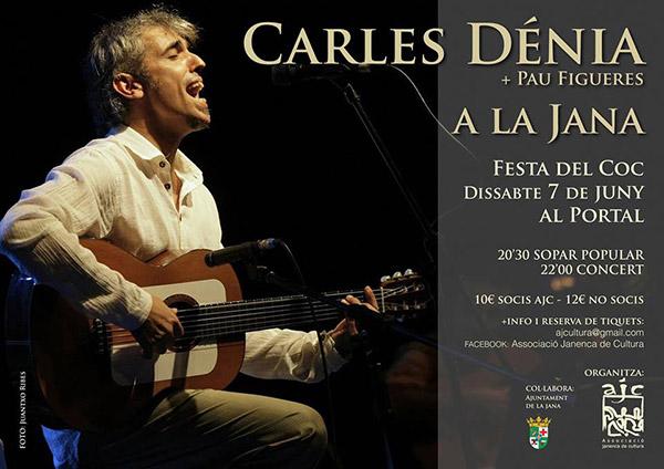 Carlesdenia-lajana-concert