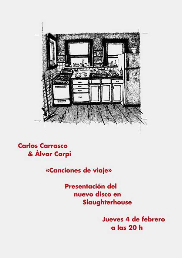 Carlos Carrasco Concierto Slaughterhouse