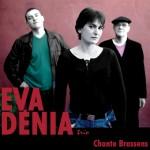 Crítica Musical Chante Brassens Eva Denia Trio