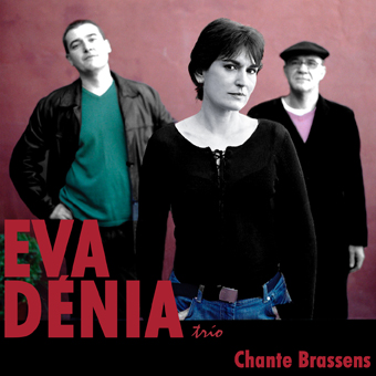 Chante-Brassens-Eva-Denia-Trio