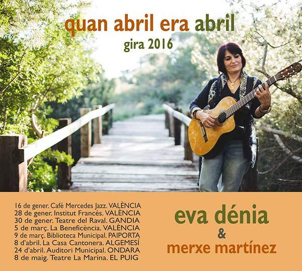 Eva Dénia Gira 2016