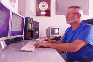 Germán Bou Técnico sonido