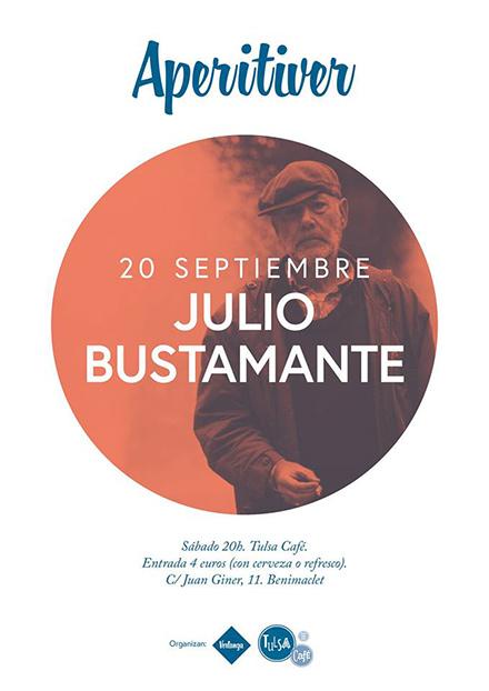 Julio Bustamante Aperitiver