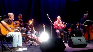 Joaquín Carbonell canta Brassens Sala Russafa