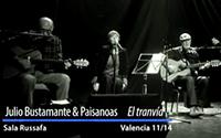 Julio Bustamante El Tranvía