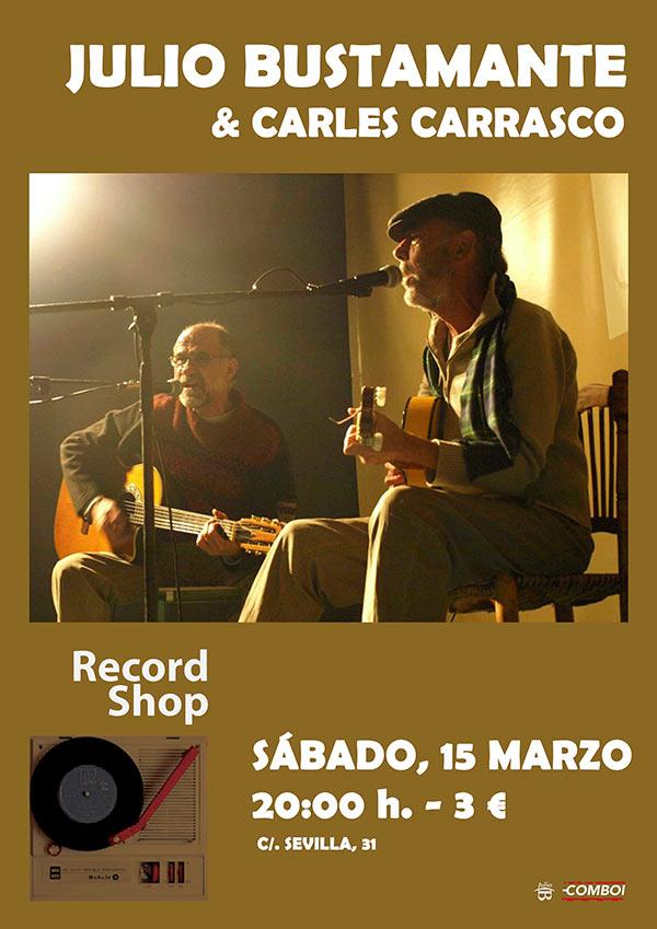 JulioB-&-CC-Record-Shop