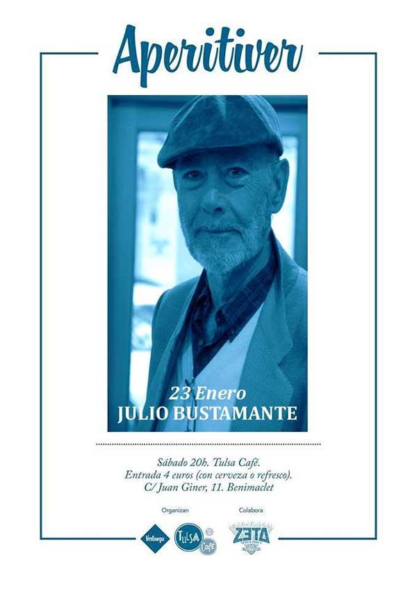 Julio Bustamante Concierto Tulsa Café