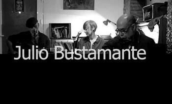 Julio Bustamante Material Volátil