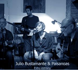 Julio Bustamante Paisanoas Estiu estrany