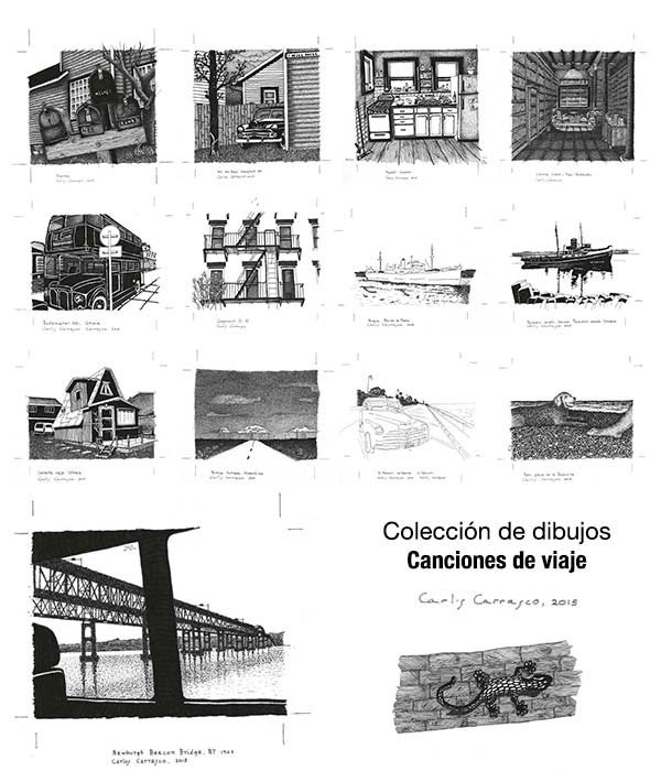 Carlos Carrasco Dibujos
