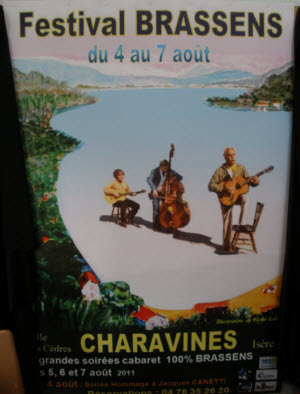 Festival Charavines 2011