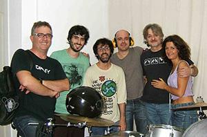 Sergio Sanz presenta disco
