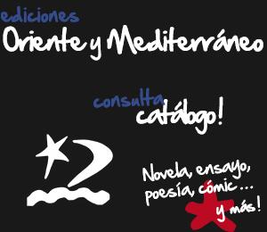 Colección libros | Oriente y Mediterráneo | Tienda Comboi