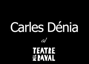Carles Dénia canta Tan alta com va la lluna