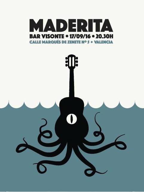 Concierto de Maderita