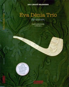 Crítica Musical eva denia trio dvd