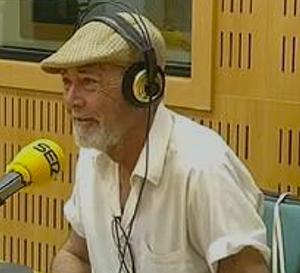 Julio Bustamante entrevista Radio Valencia SER