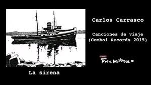 Carlos Carrasco La Sirena