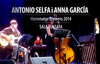 Antonio Selfa versiona Brassens
