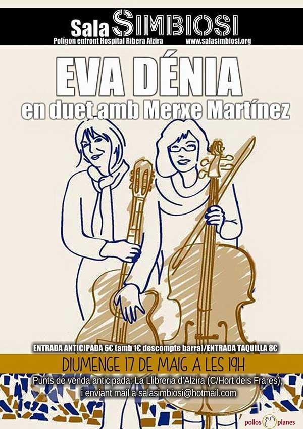 Concert Eva Dénia Duet