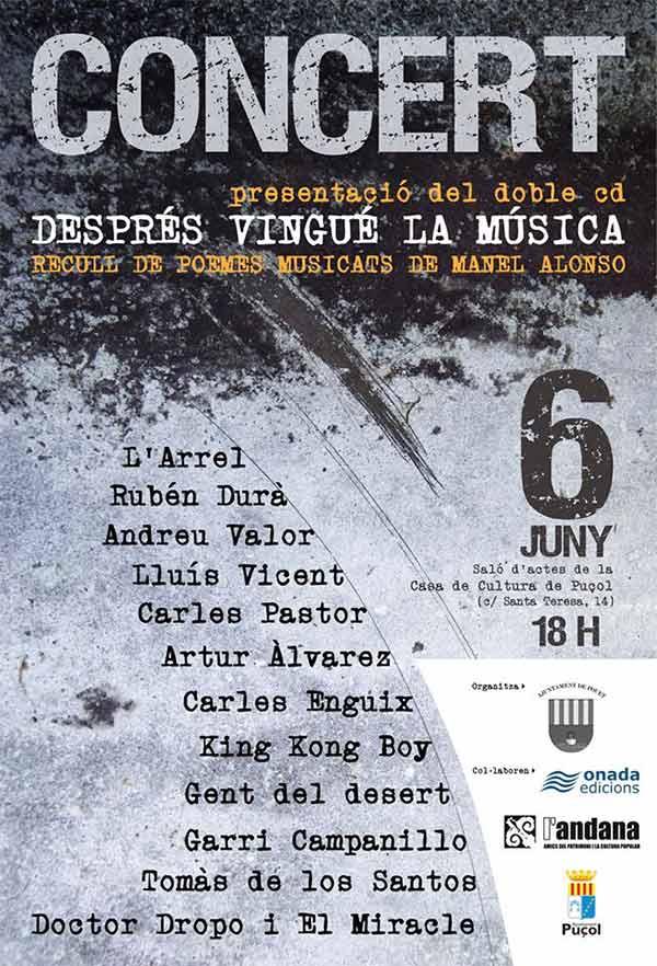 Doble CD Manel Alonso