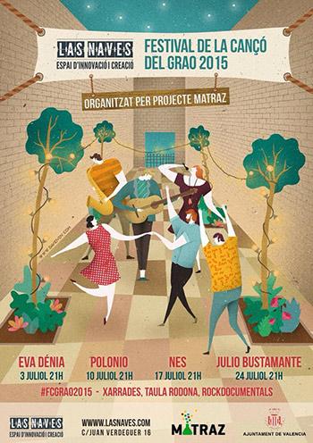 Eva Dénia Festival Cançó Grao