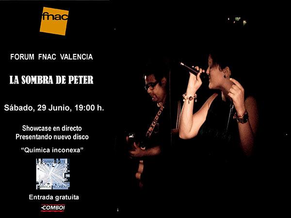 La sombra de Peter en la FNAC