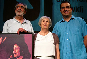 Manolo Miralles, Maricarmen Girau i Josep Vicent Frechina